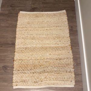 Soft tones Floor mat